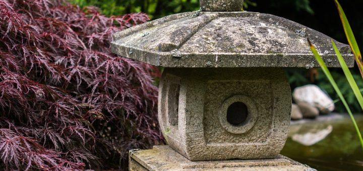 japanische steinlaterne kaufen